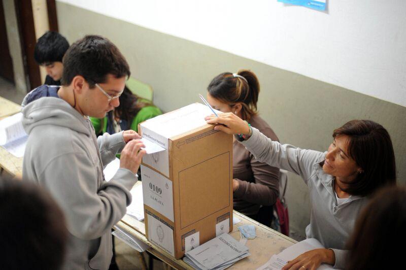 Voto joven: ¿qué tenés que saber para votar el 26 de abril en la Ciudad de Buenos Aires?