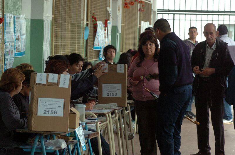 La experiencia de votar en las PASO 2013. La confianza en la integridad del proceso electoral